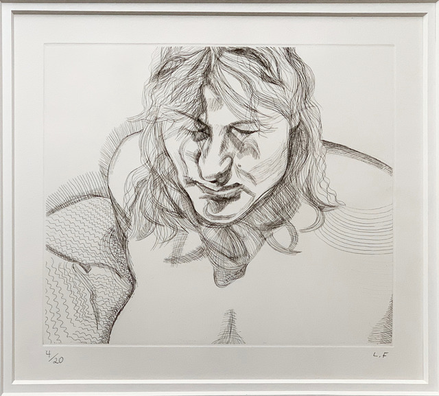 , 'Head and Shoulders,' 1982, Fairhead Fine Art Limited