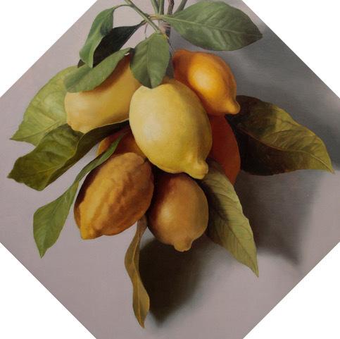 Alfonso Luque Escamilla, 'Lemons, Alfonso Luque', ca. 2018, PontArte