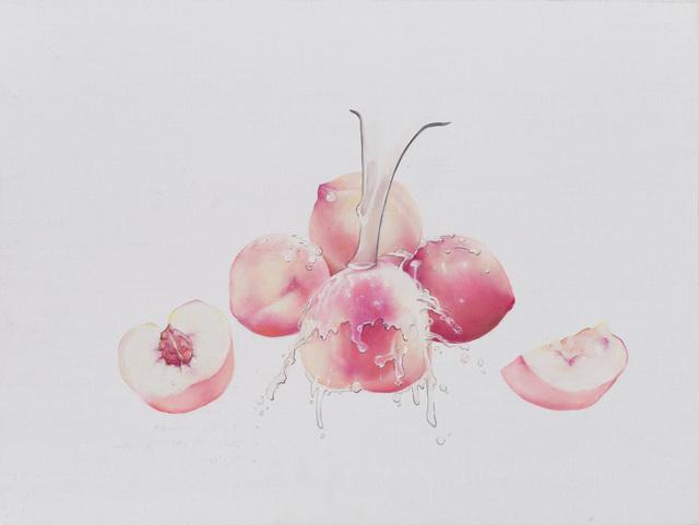 , 'A Few Peaches,' 2013, Star Gallery