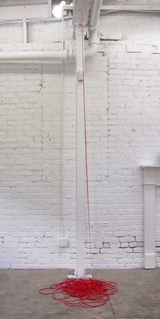 Margaret Griffith, 'Red Line', 2019, Open Mind Art Space
