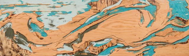 , 'L'ecume de Terre,' 2017, Newzones