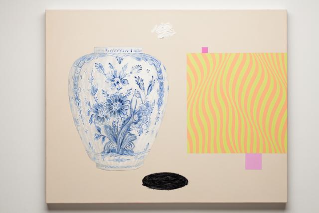 , 'Delft Vase,' 2015, Simone DeSousa Gallery