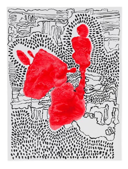 Anna Maria Maiolino, 'Untitled, from Filogenéticos (Phylogenetics) series', 2015, Hauser & Wirth
