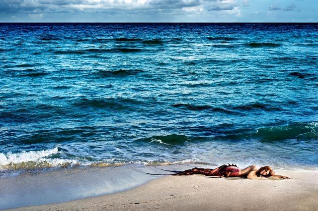 , 'Mermaid in Paradise II,' 2014, Contessa Gallery