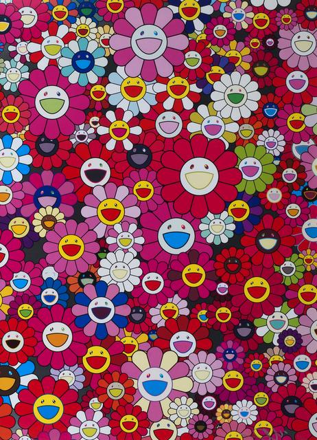 Takashi Murakami, 'An Homage to Monopink, 1960A', 2012, Roseberys