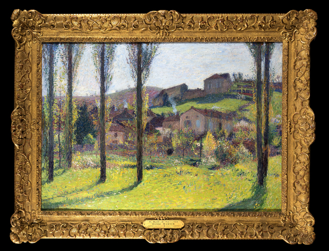 , 'Labastide-du-Vert,' , Trinity House Paintings