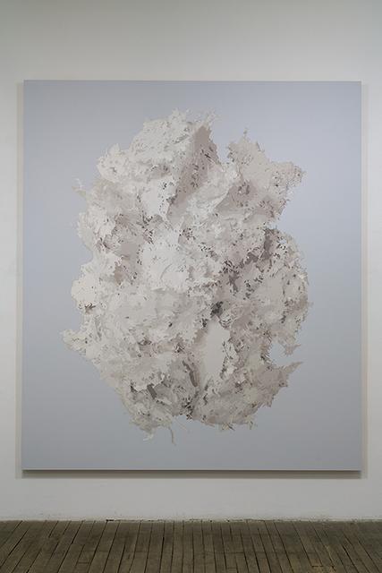 , 'Motte,' 2015, Galerie Roger Bellemare et Christian Lambert
