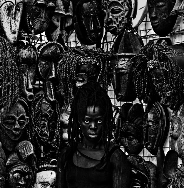 , 'Zonk'zizwe, Green Market Square, Cape Town,' 2017, Stevenson