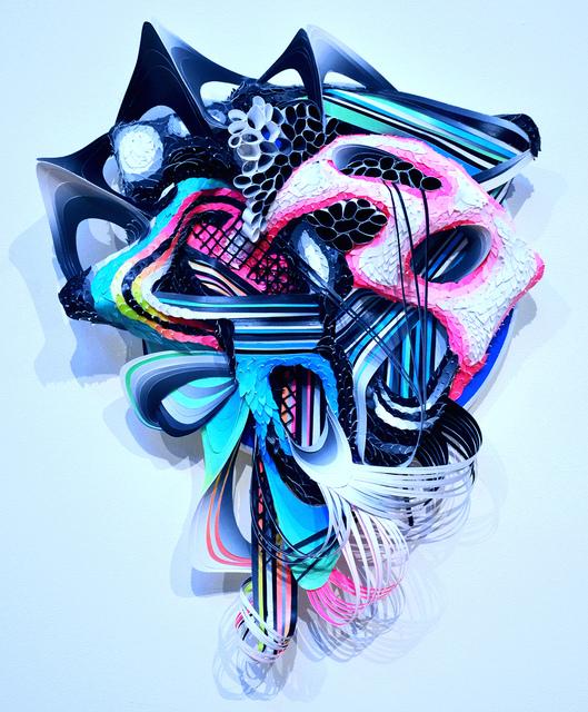 , 'Paroxysm Bloom III,' 2017, StolenSpace Gallery