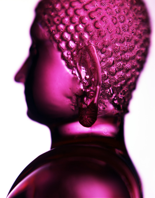 , 'Glass Buddha #10,' 2012, Yavuz Gallery