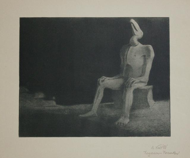 , 'Vergessen-Versunken,' 1903, Studio Mariani Gallery