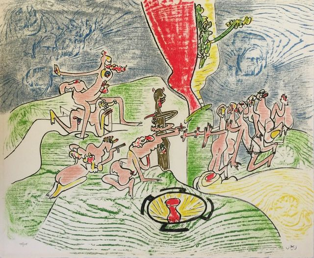 Roberto Matta, 'OR DUR OR AISON', 1976, Gallery Art