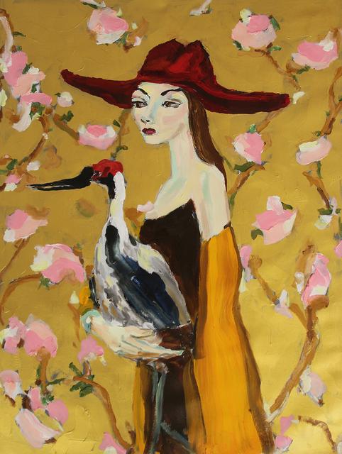 , 'Aviary,' 2017, Sim Smith