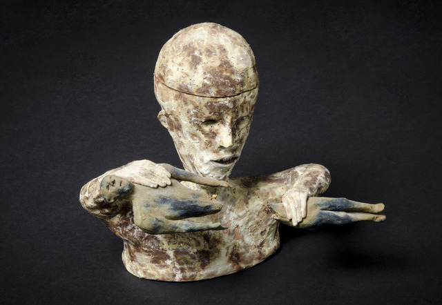 , 'Teapot (Tearing Man Apart),' 1996, Hieronymus