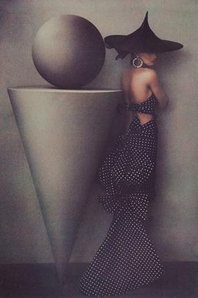 , 'Uma Patou Dress,' 1986, Staley-Wise Gallery