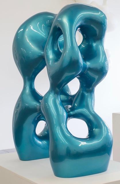 , 'Blue Pearl No. II,' 2017, ZQ Art Gallery