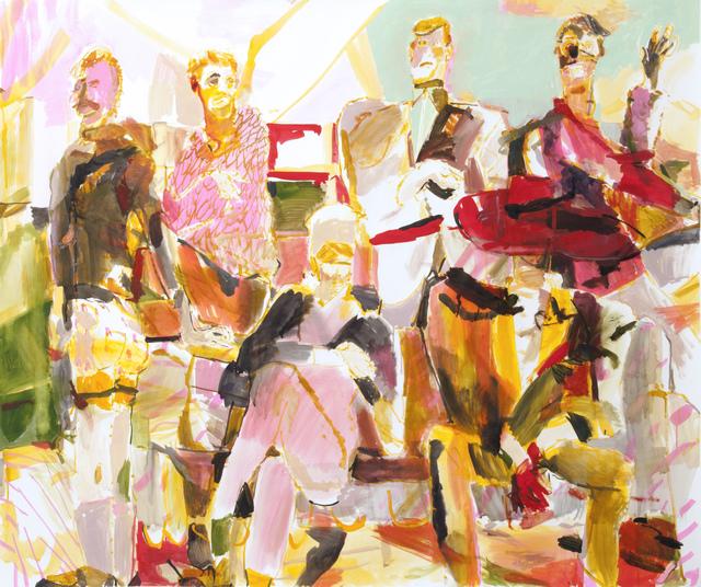, 'The Milkshake Mob,' 2014, WHATIFTHEWORLD