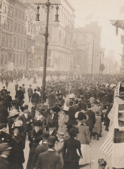 , 'NYC Parade,' 1910, PDNB Gallery