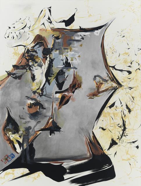 , 'Shield,' 2016, Linda Warren Projects