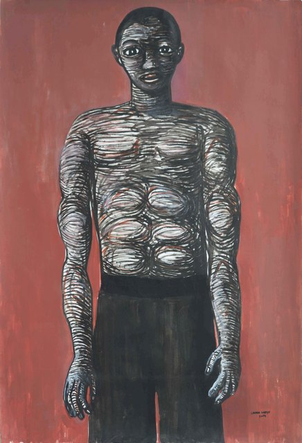 , 'Liye,' 2014, The Hourglass Gallery