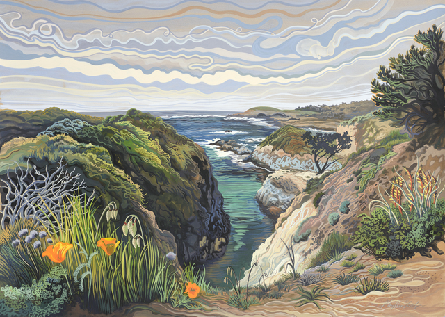 , 'China Cove, Point Lobos,' , Stremmel Gallery