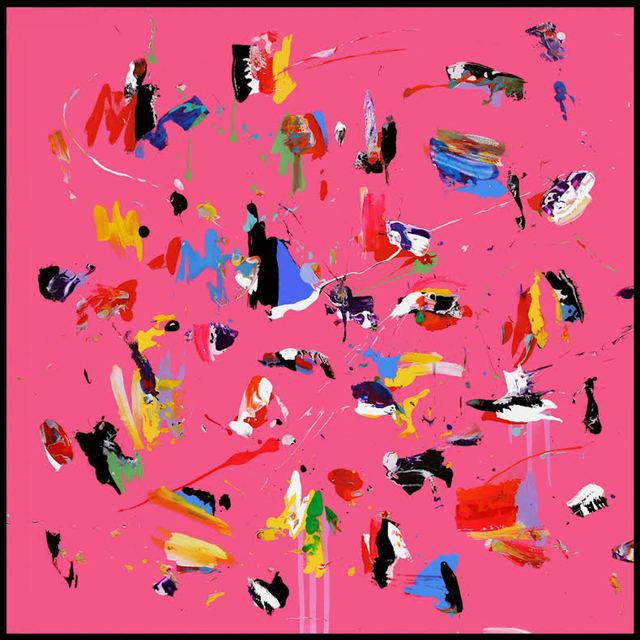 , 'ATLAS (Deep Pink),' 2018, Aurora Vigil-Escalera Art Gallery