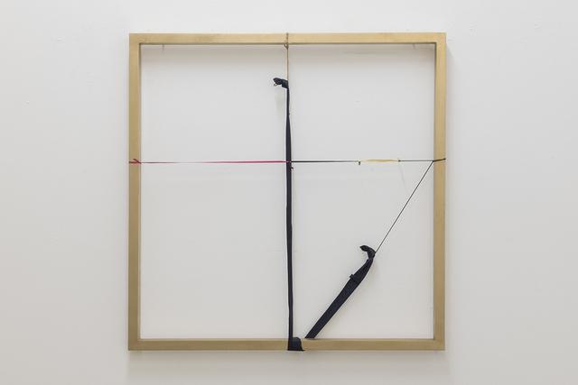 , 'Division of a Square (The Artist's Family),' 2018, Studio Trisorio