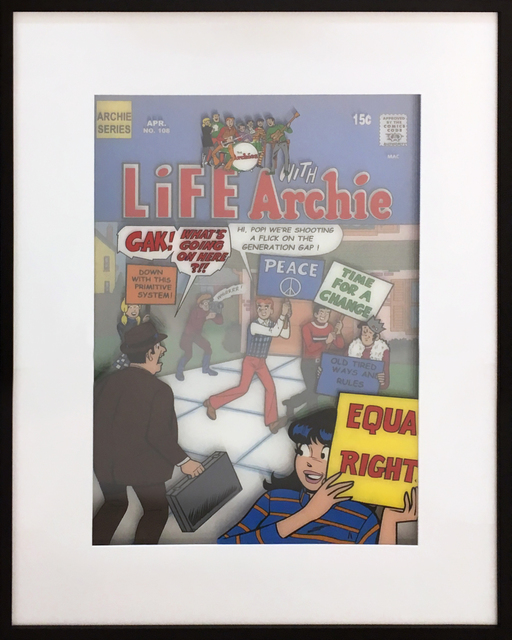 , 'Life with Archie Vol.1, No.108,' 2017, Bruce Lurie Gallery