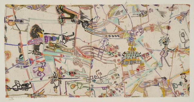 , 'Earth Slough No. 249,' 2013-2016, Juliette Culture and Art Development Co. Ltd.