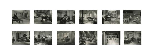, 'Pianos,' 2016, Gallery Luisotti