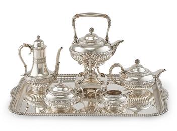 Tiffany & Co. Sterling Silver Tea & Coffee Service