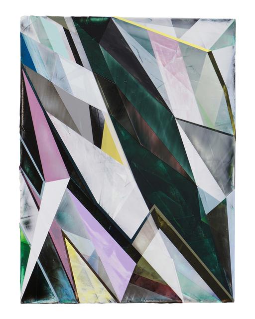 , 'Ambient Horizon Divide,' 2015, River