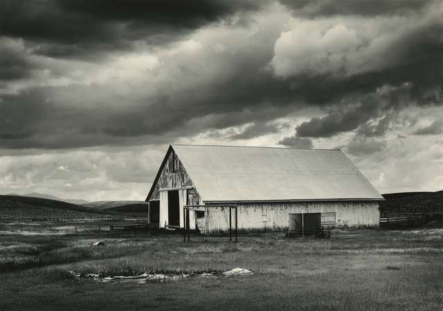 , 'Barn At Mount Diablo,' 2000, Photography West Gallery