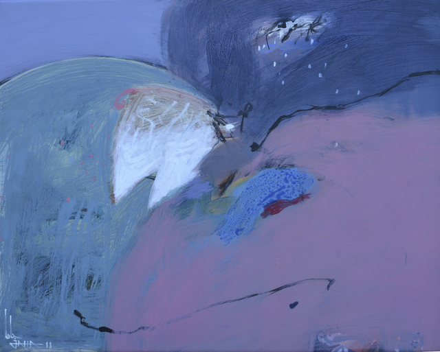 , 'The Pulse of Nature 2,' 2011, Hafez Gallery