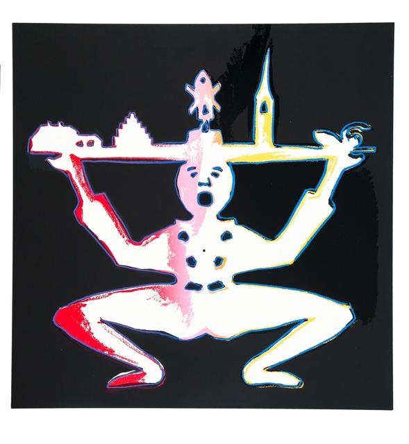 Andy Warhol, 'Hans Christian Andersen (Feldmann & Schellmann II.399)', 1987, Forum Auctions
