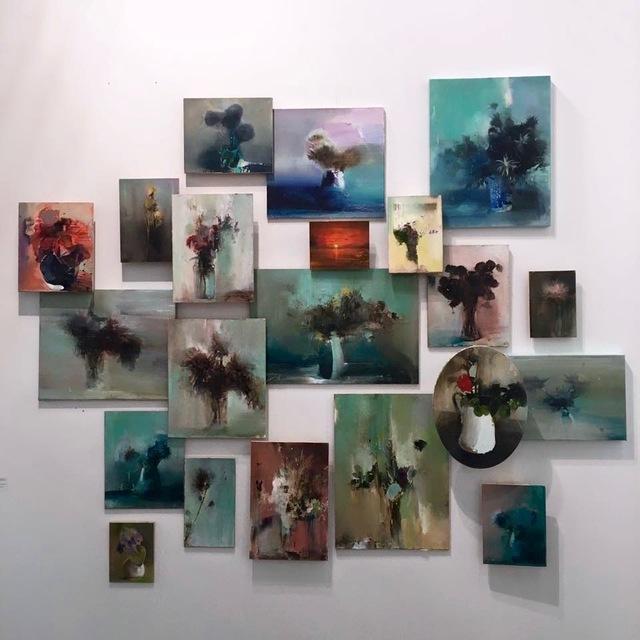 , 'Flower installation,' 2016, Zemack Contemporary Art
