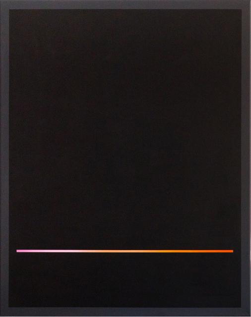 RAWS, 'Black Minimalism II', 2019, Urban Spree Galerie