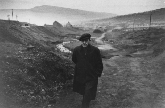 , 'In the Background - Caerau, His Village (Ben James),' 1951, Hamiltons Gallery