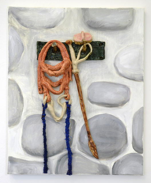 , 'Bridle, Brush and Whip,' 2015, Marie Kirkegaard Gallery