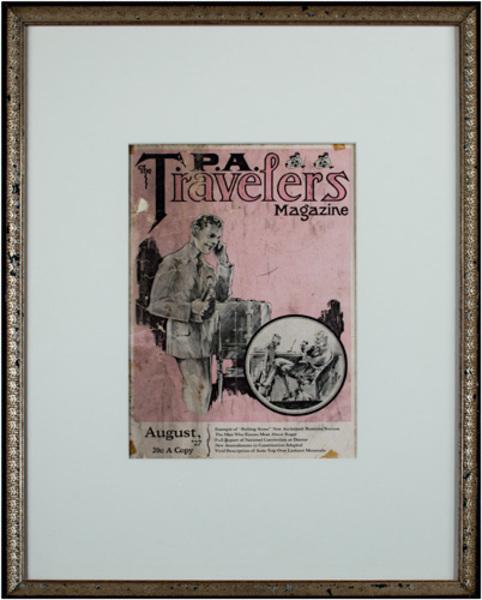 , 'The TPA Travelers Magazine,' 1927, David Barnett Gallery
