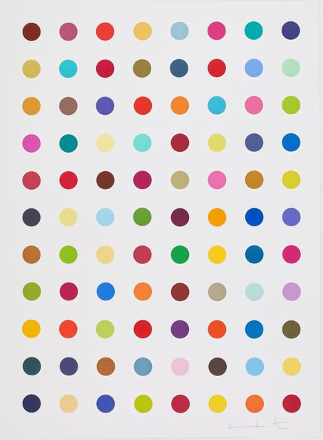 Damien Hirst, 'L-Isoleucine T-Butyl Ester', 2018, Zeit Contemporary Art