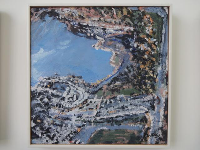 Mimi Oritsky, 'Nocakamixon #35', 2017, Painting, Oil on linen, Amos Eno Gallery