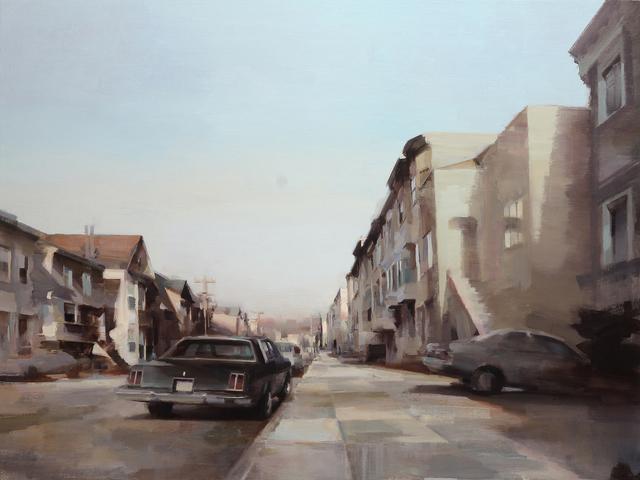 , 'The Avenues,' 2017, Hashimoto Contemporary