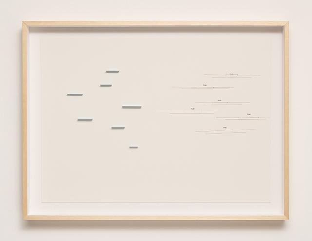 , 'Filme,' 2017, Galeria Raquel Arnaud