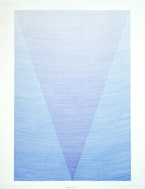 Giulia Napoleone, 'Mutar dell'ora', 1983, Galleria il Ponte