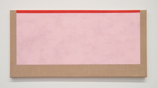 , 'Pink and Red II,' 2017, Minus Space