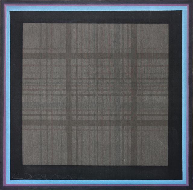 , 'Sin Título. Cruzados,' ca. 1980, Fernando Pradilla/El Museo