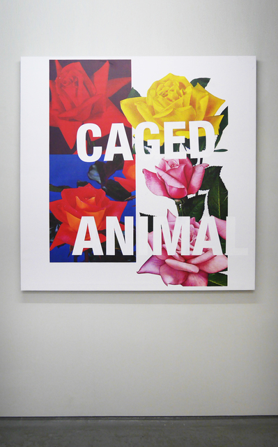 , 'Caged Animal,' 2015, V1 Gallery