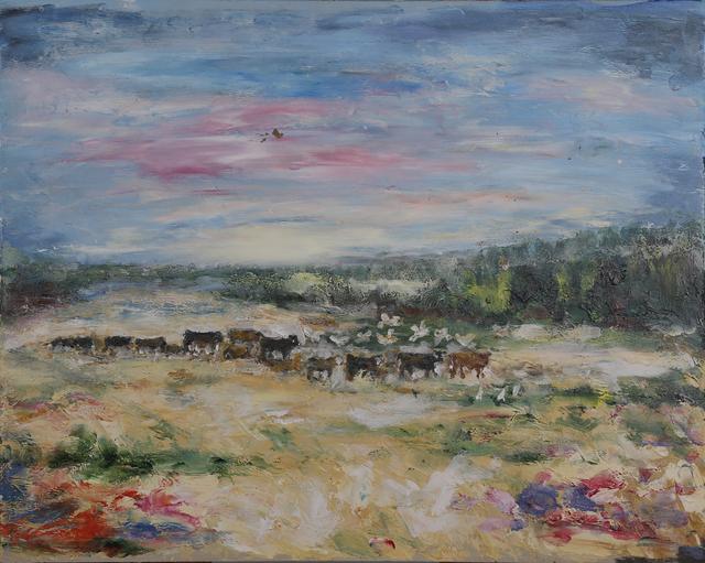 Geoffrey C. Smith, 'Cows', 2017, Geoffrey C. Smith Galleries