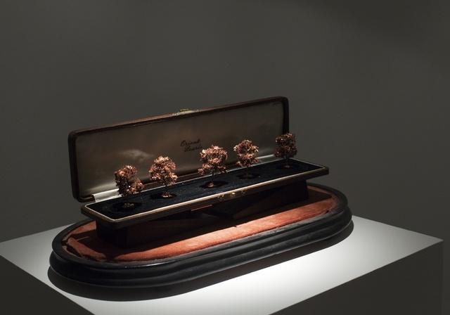 , 'Oriental Pearls,' 2014, LAMB Arts